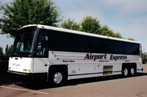 Sonoma Airport Express Bus
